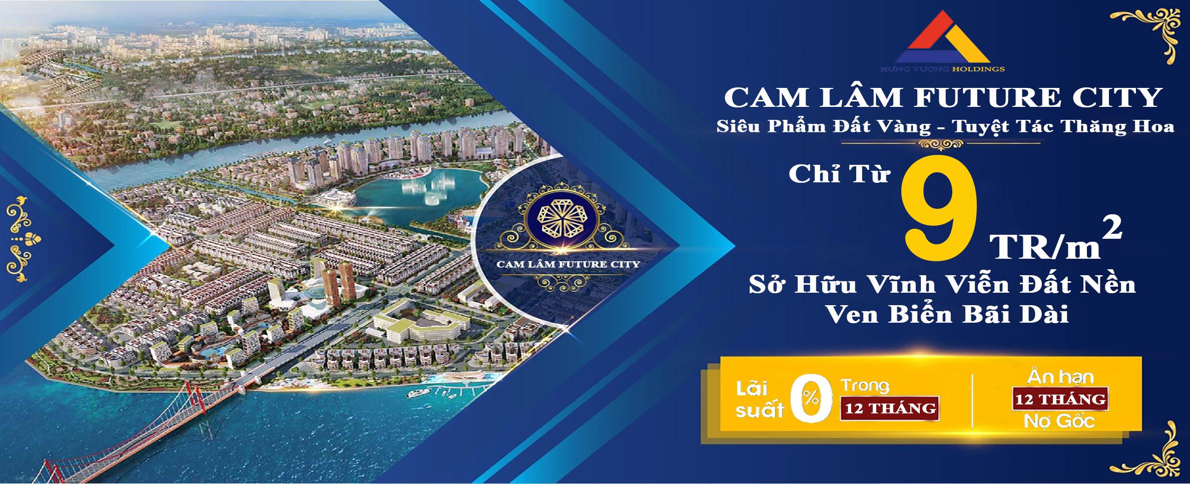 Cam Lâm Future City