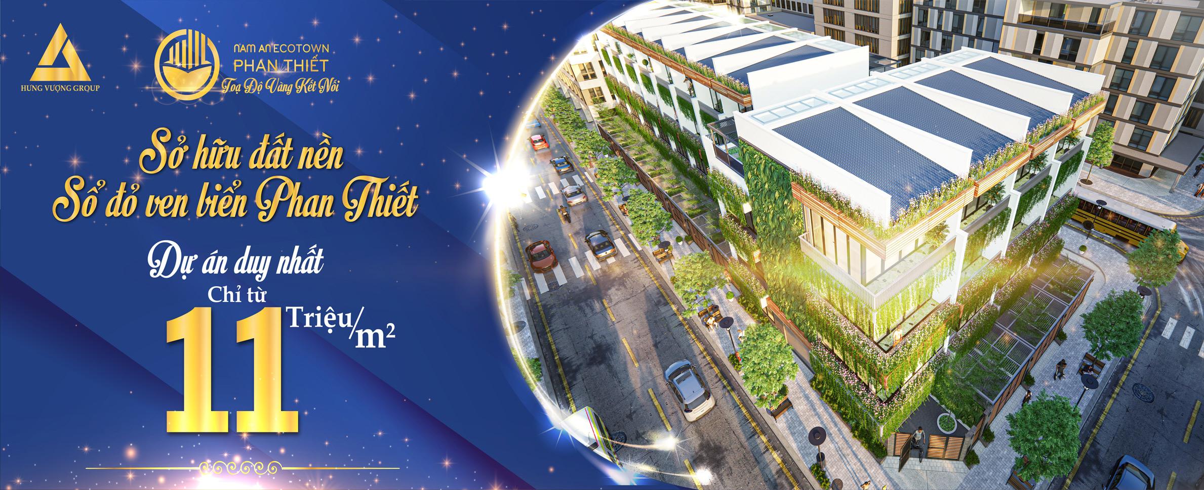 Nam An Ecotown Phan Thiết